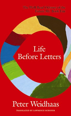 Life before letters:the well-read odyssey of the future mister book fair