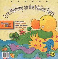 One morning on the Walker Farm  [有聲書]