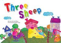 Here we go [有聲書]:three sheep