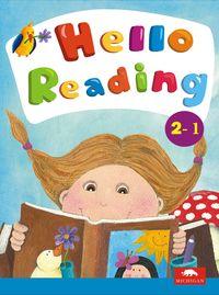 Hello reading [有聲書]. 2