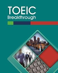 TOEIC Breakthrough [有聲書]