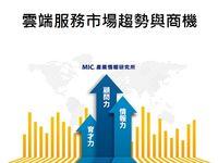 雲端服務市場趨勢與商機