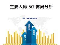 主要大廠5G佈局分析