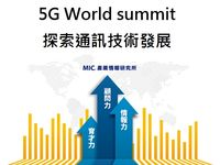 5G World summit探索通訊技術發展
