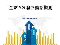 全球5G發展動態觀測