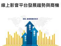 線上影音平台發展趨勢與商機