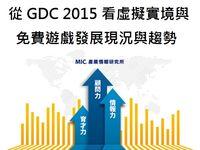 從GDC 2015看虛擬實境與免費遊戲發展現況與趨勢