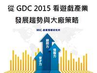 從GDC 2015看遊戲產業發展趨勢與大廠策略