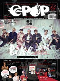 "epop (Malay) [Issue 86]:Come Back yang penuh dengan ""Blood Sweat & Tear""!"