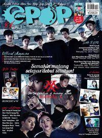 epop (Malay) [Issue 84]:Semakin matang selepas debut setahun!