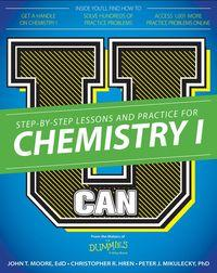 U can:chemistry I for dummies