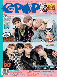 epop (Malay) [Issue 90]:BTS You never walk alone