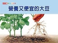 營養又便宜的大豆 [有聲書]