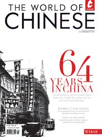 The world of Chinese [2011 ISSUE 6]:Literature