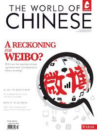 The world of Chinese [2012 ISSUE 2]:Social Media