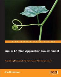 Grails 1.1 Web Application Development