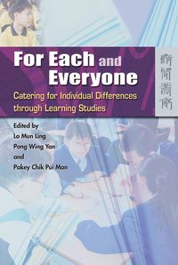 For each and everyone:catering for individual differences through learning studies