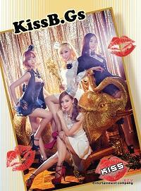 Kiss B.Gs [組合處女寫真]