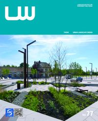Lw [Vol. 77]:THEME Urban landscape design