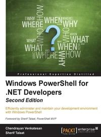 Windows PowerShell for .NET Developers