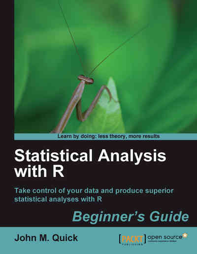 Statistical Analysis with R Beginner