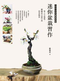 迷你盆栽習作:掌上天地寬, 縮擬於豆缽中的四季風景