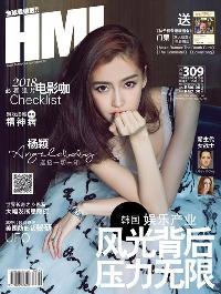 HMI [Issue 309]:風光背後 壓力無限