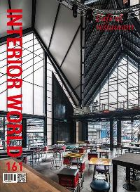 iW (Interior world) [Vol. 161]:Cafe & restaurant