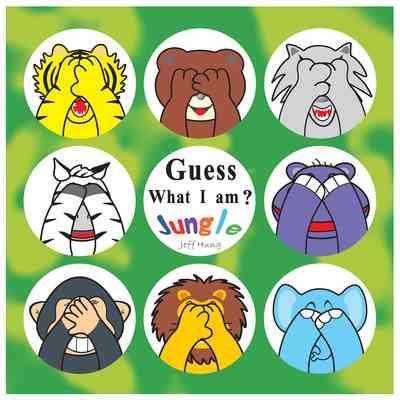 Guess what I am?:Jungle