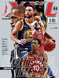 XXL美國職籃聯盟雜誌 [第277期]:決戰季後賽