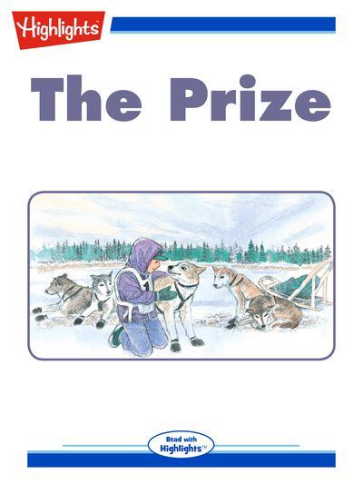 The prize [有聲書]