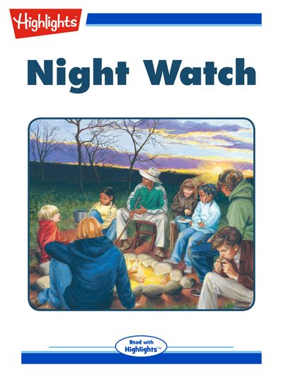 Night watch [有聲書]