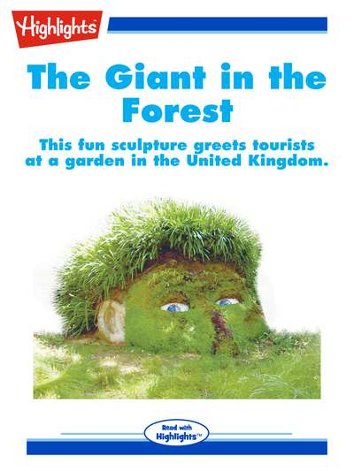 The giant in the forest [有聲書]