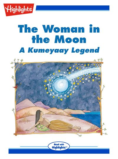 The woman in the moon [有聲書]