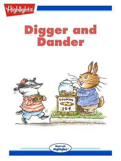 Digger and Dander [有聲書]
