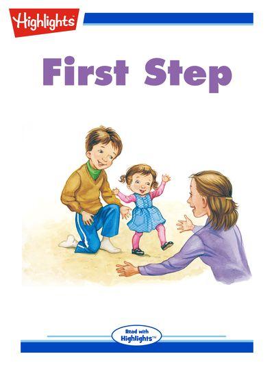 First step [有聲書]