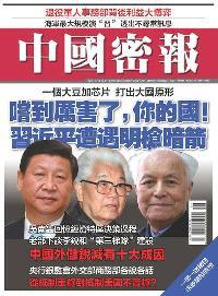 中國密報 [總第69期]:嚐到厲害了, 你的國! 習近平遭遇明槍暗箭