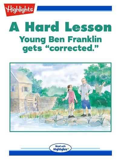 A hard lesson [有聲書]