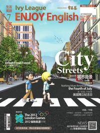 常春藤生活英語雜誌 [第110期] [有聲書]:圖解世界城市街景