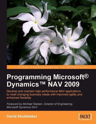 Programming Microsoft® Dynamics™ NAV 2009