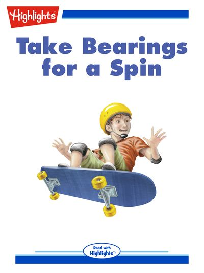 Take bearings for a spin [有聲書]