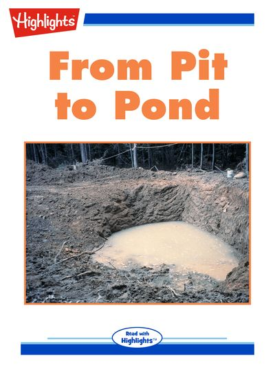 From pit to pond [有聲書]