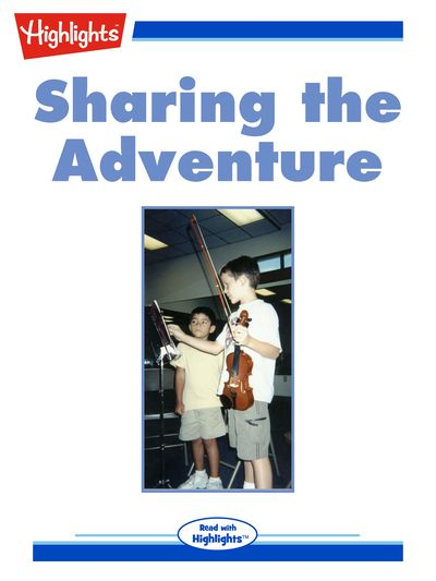 Sharing the adventure [有聲書]