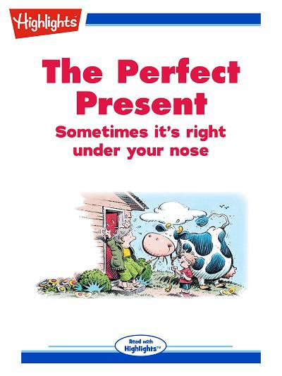 The perfect present [有聲書]