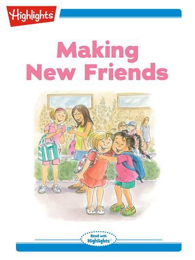 Making new friends [有聲書]