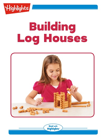 Building log houses [有聲書]