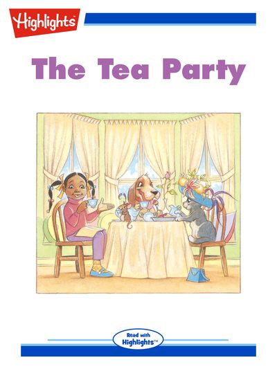 The tea party [有聲書]