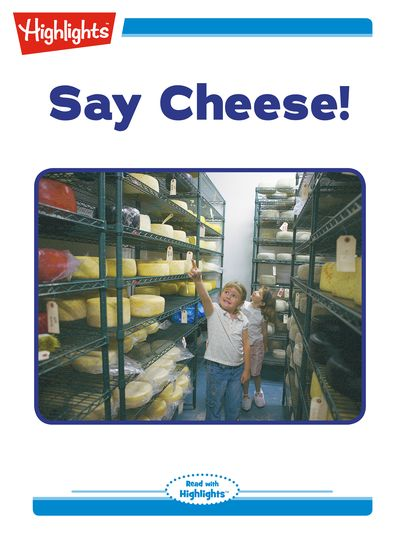 Say cheese! [有聲書]