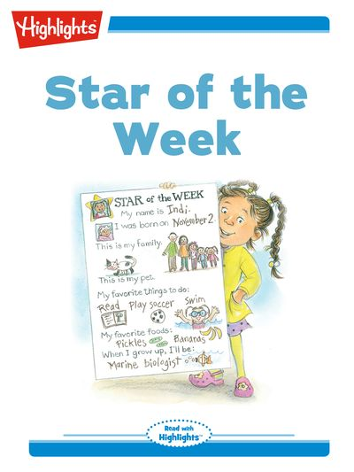 Star of the week [有聲書]