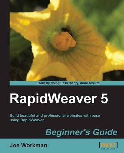 RapidWeaver 5 Beginner
